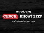 Chuck Knows Beef