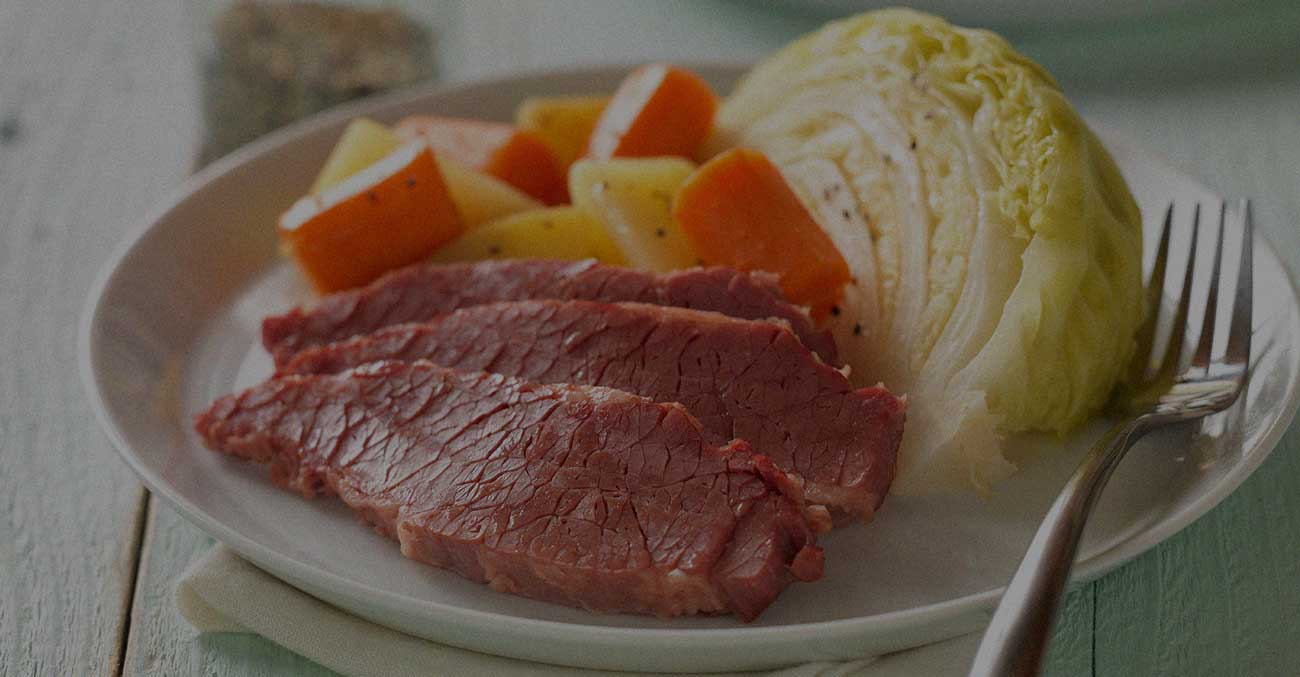 St Patricks Day Corned Beef